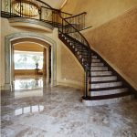 Cappuccino Polished Marble Tile.