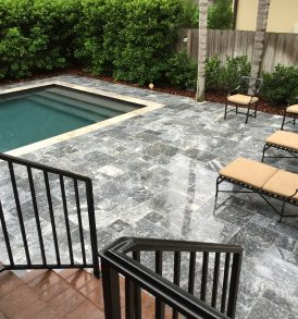 Blue Marble Paver