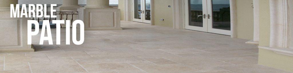 Marble-patio
