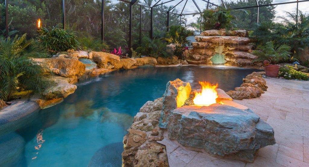 Insane pools animal planet stone mart for Pool show animal planet
