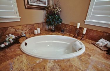 Autumn Blend Bathroom