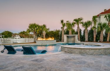 Big Kahuna Pool | Paver | Travertine