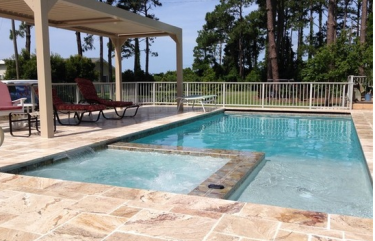 Pavers | Travertine | Pools